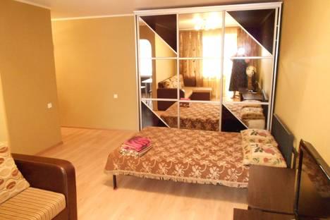 Сдается 1-комнатная квартира посуточнов Уфе, Пушкина - 59/61.