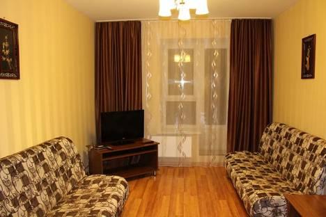 Сдается 2-комнатная квартира посуточнов Иркутске, Ямская ул., 7.