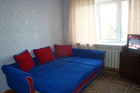 Сдается 2-комнатная квартира посуточнов Волжском, Труда,19.