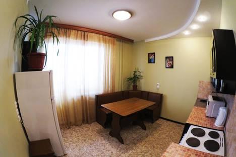 Сдается 1-комнатная квартира посуточно в Краснодаре, ул. Монтажников, 5.