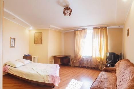 Сдается 1-комнатная квартира посуточнов Казани, Чистопольская 66.