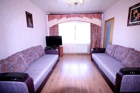 Сдается 2-комнатная квартира посуточнов Иркутске, Дзержинского 20.
