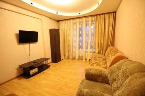 Сдается 2-комнатная квартира посуточнов Иркутске, ул. Ямская, 9.
