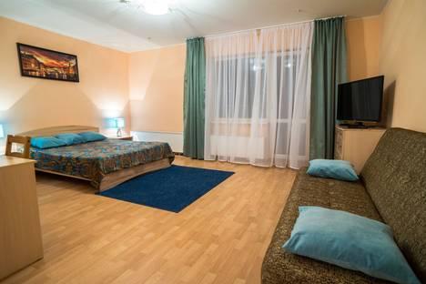 Сдается 1-комнатная квартира посуточнов Перми, бульвар Гагарина, 65А.