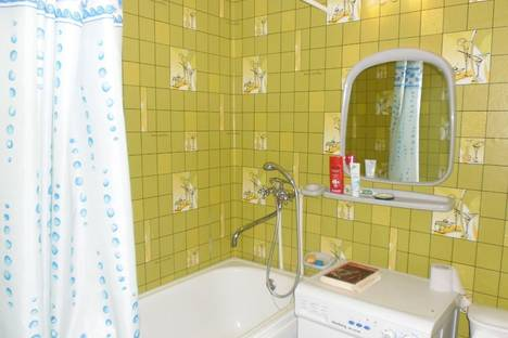 Сдается 1-комнатная квартира посуточнов Казани, Четаева, 68.