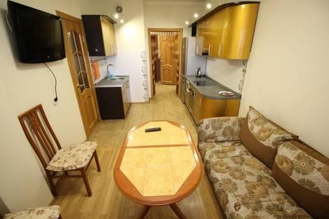 Сдается 2-комнатная квартира посуточнов Иркутске, ул. Александра Невского, 17.