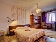 Сдается посуточно 1-комнатная квартира в Санкт-Петербурге. 45 м кв. пр.Пятилеток 15