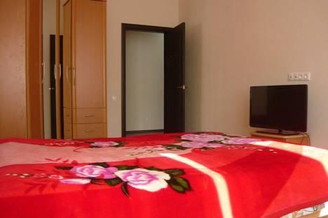 Сдается 1-комнатная квартира посуточно в Иркутске, ул. Лермонтова, 81/18.