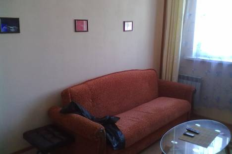 Сдается 1-комнатная квартира посуточно в Братске, Приморская улица, д. 31.