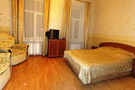 Сдается 2-комнатная квартира посуточно в Кисловодске, Красноармейская улица, д. 11.