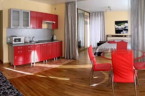 Сдается 1-комнатная квартира посуточнов Тюмени, ул. Мельничная, д. 83, корп.4.