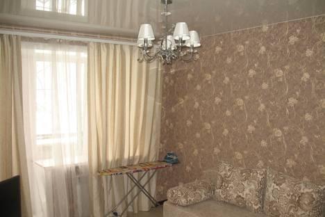 Сдается 1-комнатная квартира посуточно в Хабаровске, Владивостокская 63.