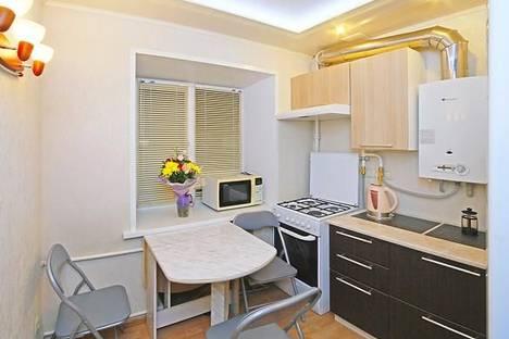 Сдается 3-комнатная квартира посуточно в Нижнем Новгороде, Ковалихинская, 60.