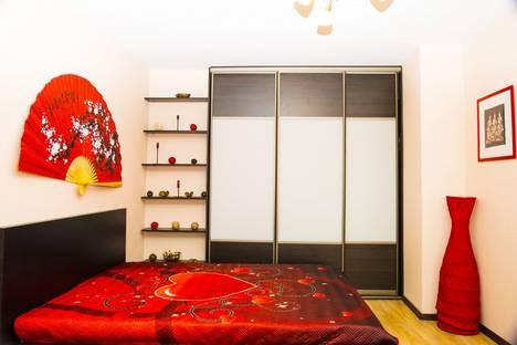 Сдается 1-комнатная квартира посуточнов Казани, Ямашева 31а.