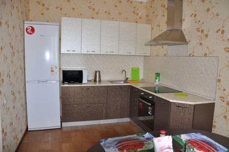 Сдается 1-комнатная квартира посуточно в Барнауле, Пролетарская ул., 56.