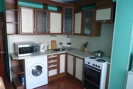 Сдается 1-комнатная квартира посуточнов Петропавловске-Камчатском, Вольского, 6/2.