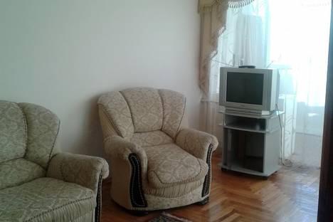 Сдается 3-комнатная квартира посуточно в Кисловодске, проспект Мира 5.