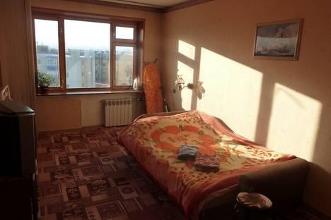 Сдается 1-комнатная квартира посуточнов Петропавловске-Камчатском, Тушканова, 6.