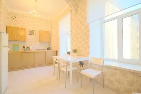 Сдается 3-комнатная квартира посуточнов Санкт-Петербурге, Подольская 43.