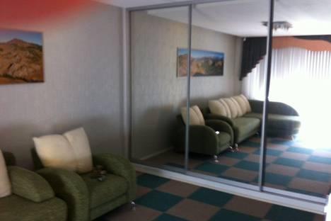 Сдается 1-комнатная квартира посуточнов Белокурихе, ул.Братьев Ждановых 13.