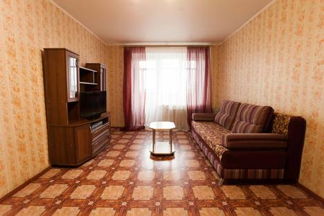 Сдается 1-комнатная квартира посуточнов Тюмени, Республики, д.94.