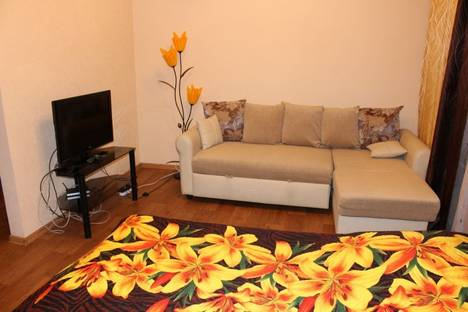 Сдается 1-комнатная квартира посуточнов Иркутске, Дзержинского 20.