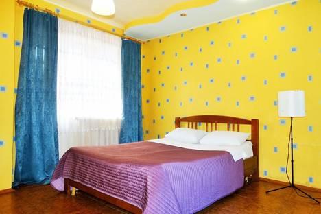 Сдается 1-комнатная квартира посуточно в Туле, ул. Фрунзе, д. 9.