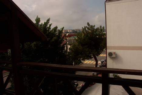 Сдается 3-комнатная квартира посуточно в Геленджике, Шевченко,53.