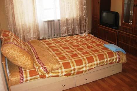 Сдается 1-комнатная квартира посуточно в Петрозаводске, пр.Ленина 35а.