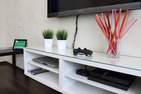 Сдается 1-комнатная квартира посуточнов Красноярске, Взлетная, 24.