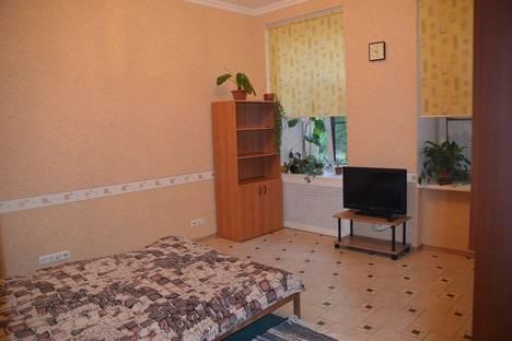 Сдается 1-комнатная квартира посуточнов Санкт-Петербурге, ул. Маяковского, 19.