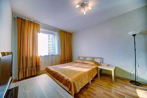 Сдается 1-комнатная квартира посуточнов Санкт-Петербурге, Валерия Гаврилина 3 кор.1.