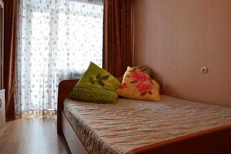 Сдается 2-комнатная квартира посуточно в Хабаровске, ул. Гоголя, 17.