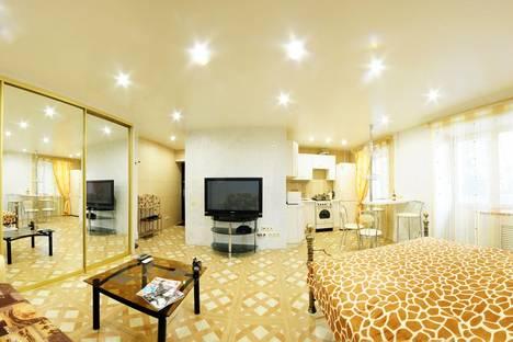 Сдается 1-комнатная квартира посуточно в Ярославле, ул. Свердлова, 79А.