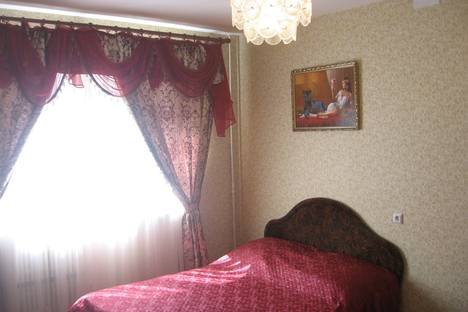 Сдается 1-комнатная квартира посуточнов Воронеже, труда проспект 18.