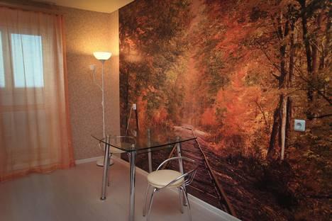 Сдается 1-комнатная квартира посуточно в Уфе, ул.Баязита Бикбая 44.