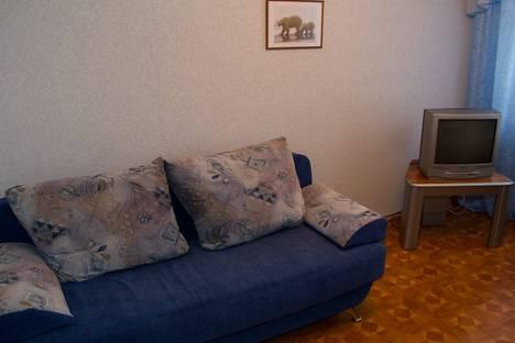 Сдается 3-комнатная квартира посуточно в Томске, пр. Комсомольский,39/3.