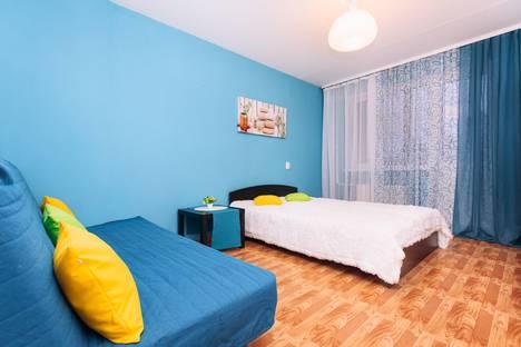 Сдается 1-комнатная квартира посуточнов Екатеринбурге, Волгоградская 220.