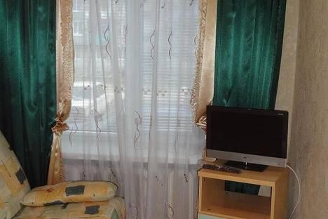 Сдается 2-комнатная квартира посуточно в Тамбове, ул. Советская, 167.