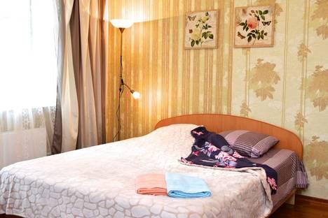 Сдается 1-комнатная квартира посуточно в Воронеже, Ленинский пр-т, 25/1.