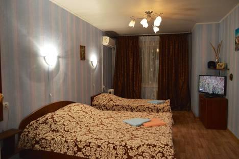 Сдается 1-комнатная квартира посуточно в Воронеже, Ленинский пр-т 59А.