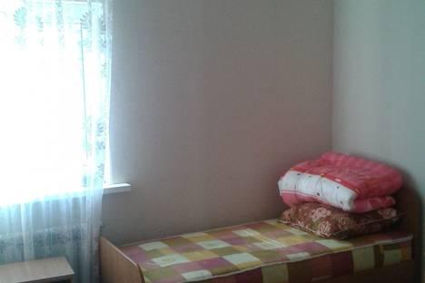 Сдается 2-комнатная квартира посуточно, Луценко улица, д. 38.