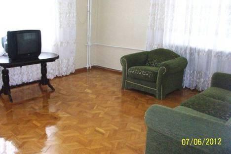 Сдается 3-комнатная квартира посуточно в Кисловодске, Чкалова улица, д. 60.