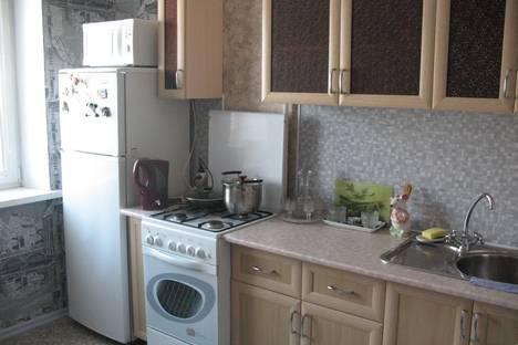 Сдается 1-комнатная квартира посуточно в Комсомольске-на-Амуре, Пионерская 71/2.