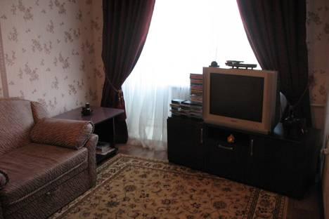 Сдается 1-комнатная квартира посуточно в Комсомольске-на-Амуре, Ленина 10.