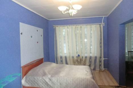 Сдается 1-комнатная квартира посуточно в Вологде, Пролетарская ул., 75.