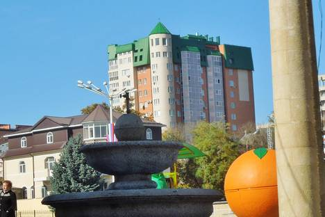 Сдается 2-комнатная квартира посуточнов Минеральных Водах, ул. Советская, 18а.