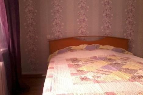 Сдается 1-комнатная квартира посуточнов Омске, проспект Карла Маркса, 83а.