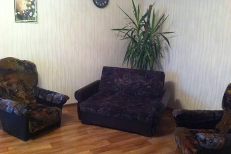Сдается 2-комнатная квартира посуточно в Березниках, ул.Ломоносова, 84.