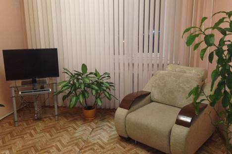 Сдается 2-комнатная квартира посуточнов Елабуге, пр.Москрвский 130 А.